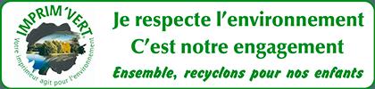 ACP CLICHÉS BARD : Imprim'Vert, respect de l'environnement