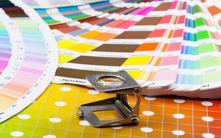 ACP CLICHÉS BARD : PAO, photogravure et colorimétrie CMJN ou à partir de nuanciers Pantone